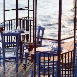 Ouzeri By the sea Almyra Hotel