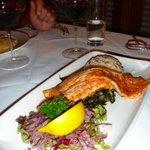 Delicious fish dish...