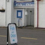 The Beachcomber fish & chip shop
