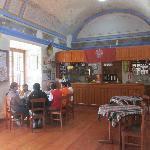 bar - breakfast room