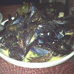 Mmmmmm mussels