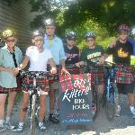 Off-kilter Bike Tours in downtown St. Andrews