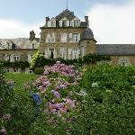 Schloss mit Garten