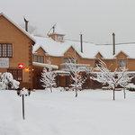 AUldstone in the snow