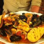 Seafood platter - Christina Restaurant