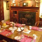 Breakfast room 2. Built in 1785