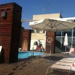 piscina chillout