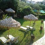 hotels garden