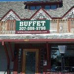 Chinatown of Cody, Wyoming