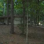 Oak mountain state park cabin
