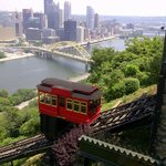 The view of Pittsburgh