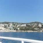 View of Ville Franche from