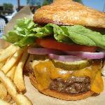 World Famous Pat LaFrieda Burger