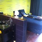 la chambre Yellow