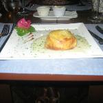 The Ambrosial Mushroom Cake