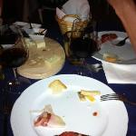affettato e formaggio