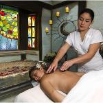 Relajantes masajes