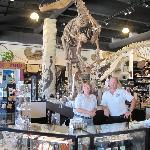 The Dinosaur Store Adventure Zone