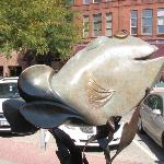 Sculpture Walk in Sioux Falls