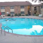 Outdoor Pool at Ramkota