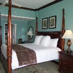 Our concierge room