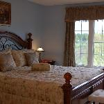 Winter room (King size bed)
