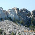 Mt Rushmore Memorial