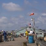 Avalon Fishing Pier Foto
