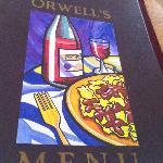Φωτογραφία: Orwell's Restaurant
