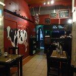 Gran ambiente, comoda localidad y exquisitaos platos de la comida argentina