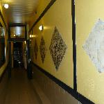 Agora Hotel Entrance Hall Way/Corridor