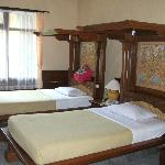 Room in which I stayed