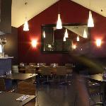 Paesano Restaurant Upstairs