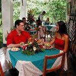 Open air tables / mesas al aire libre