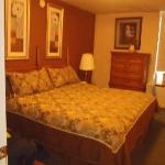 Deadwood Dicks - the other bedroom