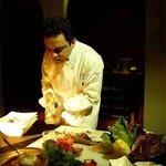 Chef Marco Cammarata