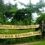 Trip organized for our guests in Chitwan National Part