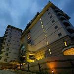 ホテル滝亭