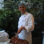 Lo chef Paolo Londero