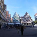 Herrenberg city square