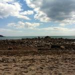 meadfoot beach