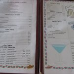 Menu Section