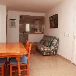 comedor apartamento grande