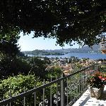 Panorama Dal cortile