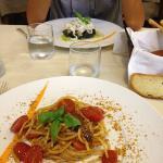 Primi piatti- Spaghettone e Tagliatella