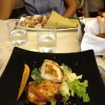 Secondi piatti- Fritto e Spigola