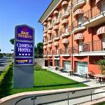 hotel best western cesena