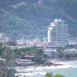 view from my balcony with a telephoto lens