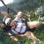Paraworth Paragliding above Neuschwanstein Castle