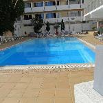 Hotel Londres piscina do Hotel